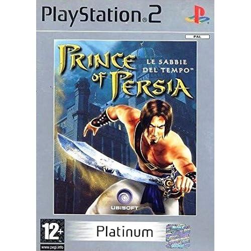 PS2 PRINCE OF PERSIA LE SABBIE DEL TEMPO Italiano