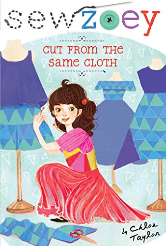 Cut from the Same Cloth (Sew Zoey Book 14) (English Edition)