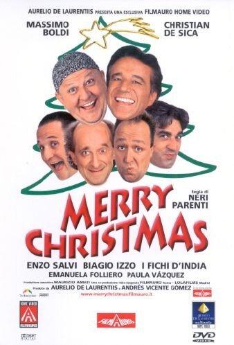 Locandina Merry Christmas