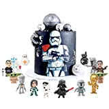 14pcs Cake Topper for Star Wars,Theme Party Supplies for Star Wars , Children's Birthday Cake Decoration.