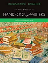 Simon &Schuster Handbook for Writers, Sixth Canadian Edition with MyCanadianCompLab (6th Edition)