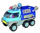 Simba 109402367 - PJ Masks Mond Rover / mit Catboy Figur / mit Licht und Sound / mit Schussfunktion / mit Action Figur / 27cm groß, für Kinder ab 3 Jahren -