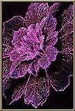 ZXXGA Pintura del Diamante 5D_Flor Mandala Diamond Painting Kits_Rhinestone Bordado de Punto de Cruz Artes Manualidades Lienzo para la decoración del hogar 40x60cm
