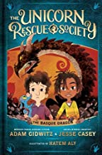 the unicorn rescue society series