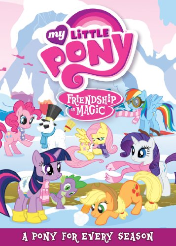 My Little Pony: Friendship is Magic - A Pony For Every Season [RC 1]