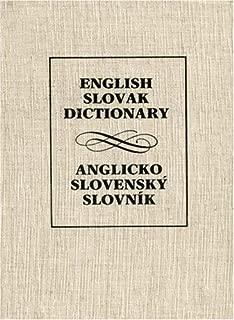 English Slovak Dictionary (English and Slovak Edition)