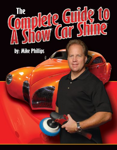 The Complete Guide to A Show Car Shine