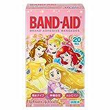 BAND-AID(バンドエイド) 救急絆創膏 ディズニープリンセス 20枚入