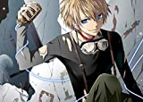 Nightcore I Knew You were Trouble Poster Anime Print Nightcore Artwork No Frame Poster Modern Canvas Prints Wall Art Paintings Ready to Hang Home Decorations Giclee Pictures Artwork (A4 Paper 8.5x11)