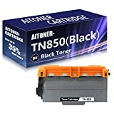 1 Pack (Black) TN850 High Yield Toner Cartridge Replacement for Brother DCP L5500DN L5600DN L5650DN MFC L6700DW L6750DW L5700DW L5800DW L5900DW L6900DW HL L6200DW/DWT L6250DW L6300DW L5000D Printers.
