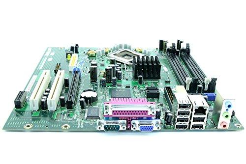 DELL P/N 0F8098 F8098 Optiplex GX620 MT Tower BTX System Board Mainboard LGA775 (Zertifiziert und Generalüberholt)