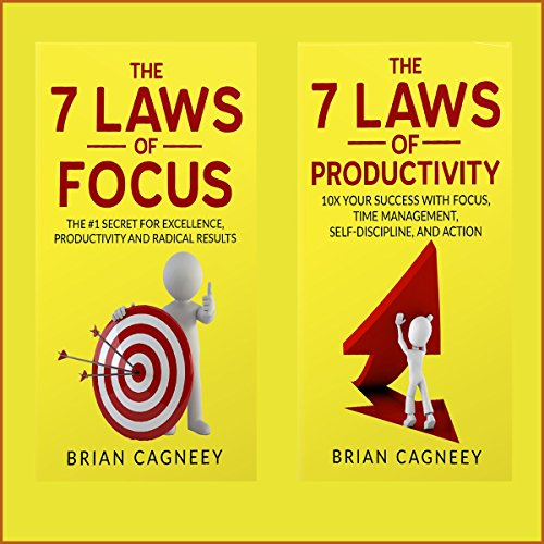The 7 Laws of Time Management: Two Manuscripts audiobook cover art