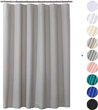 AmazerBath Plastic Shower Curtain, 72