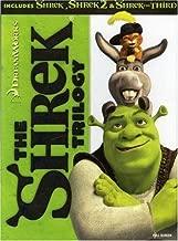 The Shrek Trilogy: (Shrek / Shrek 2 / Shrek the Third)