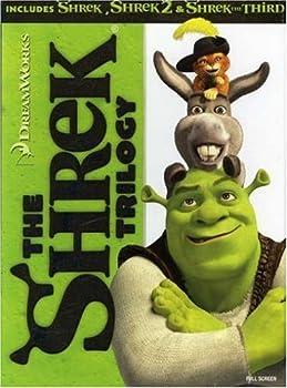 The Shrek Trilogy  Shrek / Shrek 2 / Shrek the Third   Full Screen Edition