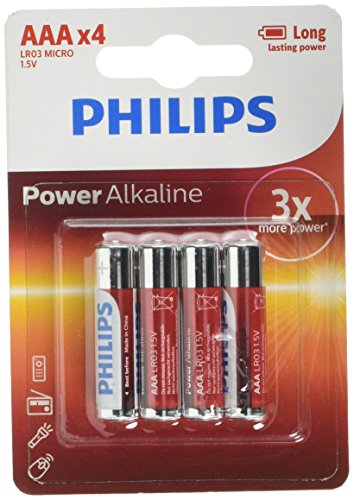 Powerlife 4-Blister LR03 (AAA)