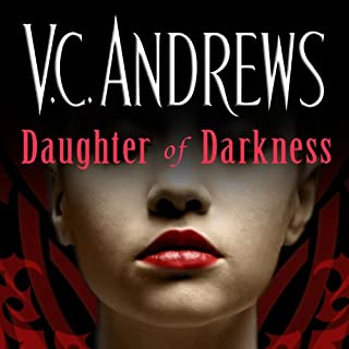 Daughter of Darkness audiobook cover art