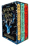 Shadow and Bone Grisha Trilogy Series 3 Books Collection Boxed Set by Leigh Bardugo (Shadow and Bone, Siege and Storm & Ruin and Rising) NETFLIX