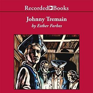 Johnny Tremain cover art