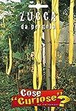 Semi - Zucca da Pergola (Lagenaria longissima)