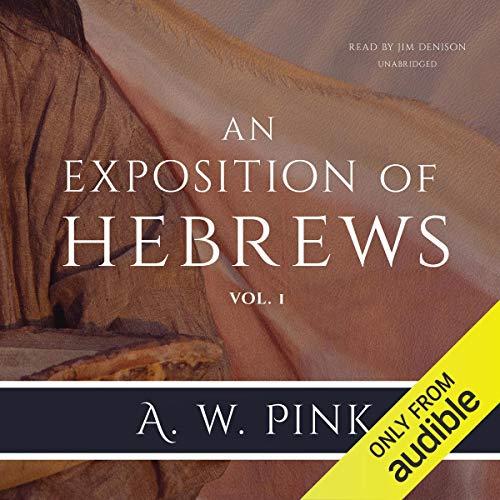 An Exposition of Hebrews, Vol. 1 audiobook cover art