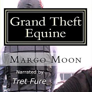 Grand Theft Equine: Lesbian Fiction audiobook cover art