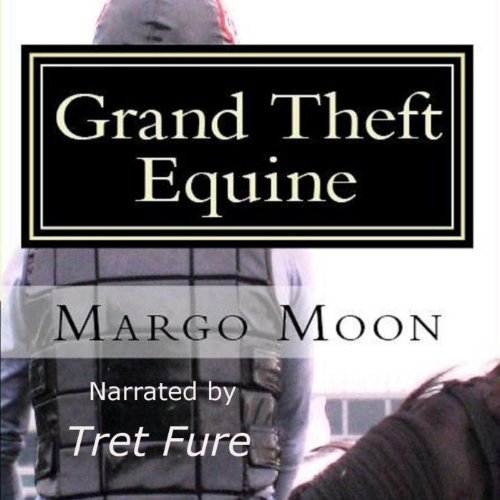 Grand Theft Equine: Lesbian Fiction audiobook cover art
