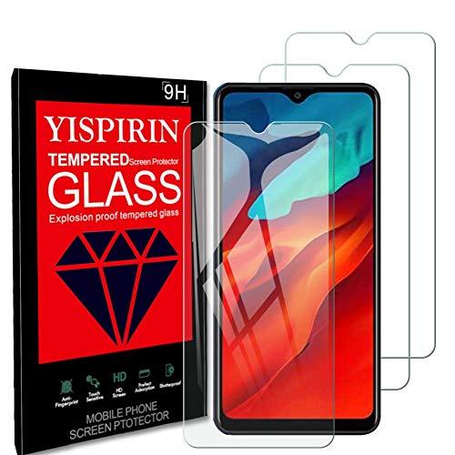 YISPIRIN (3 Stück) Panzerglas Schutzfolie für Blackview A80 Pro/A80 Plus, 9H Härte Anti-Kratzer Schutzglas, Bläschenfrei, HD Displayschutzfolie für Blackview A80 Pro