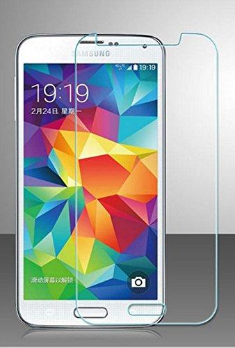 Panzerglas für Samsung Galaxy S5 Mini SM-G800 / 9H Hartglas / Displayschutzglas / Tempered Glass / Panzer Glas Display Schutz Folie / Schutzglas / Echte Glas / Verbundenglas / Glasfolie