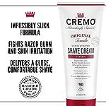 Cremo Barber Grade Original Shave Cream, Astonishingly Superior Ultra-Slick Shaving Cream Fights Nicks, Cuts and Razor… 4