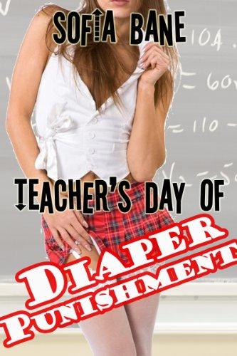 Teacher's Day of Diaper Punishment (Lesbian...