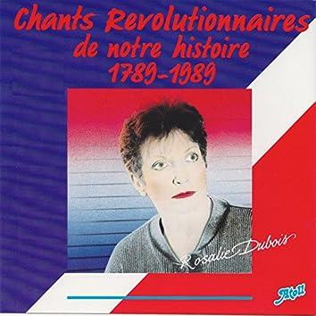 Chants révolutionnaires de notre histoire 1789-1989