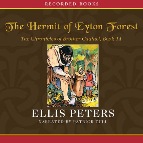 The Hermit of Eyton Forest audiobook cover art