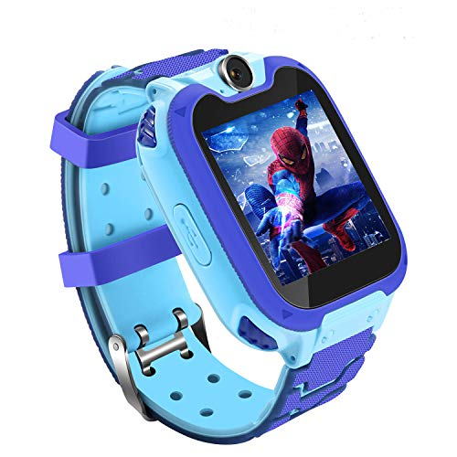 Smart Watch for Kids (4 Colors),Age 3-12 Years Boys Girls...