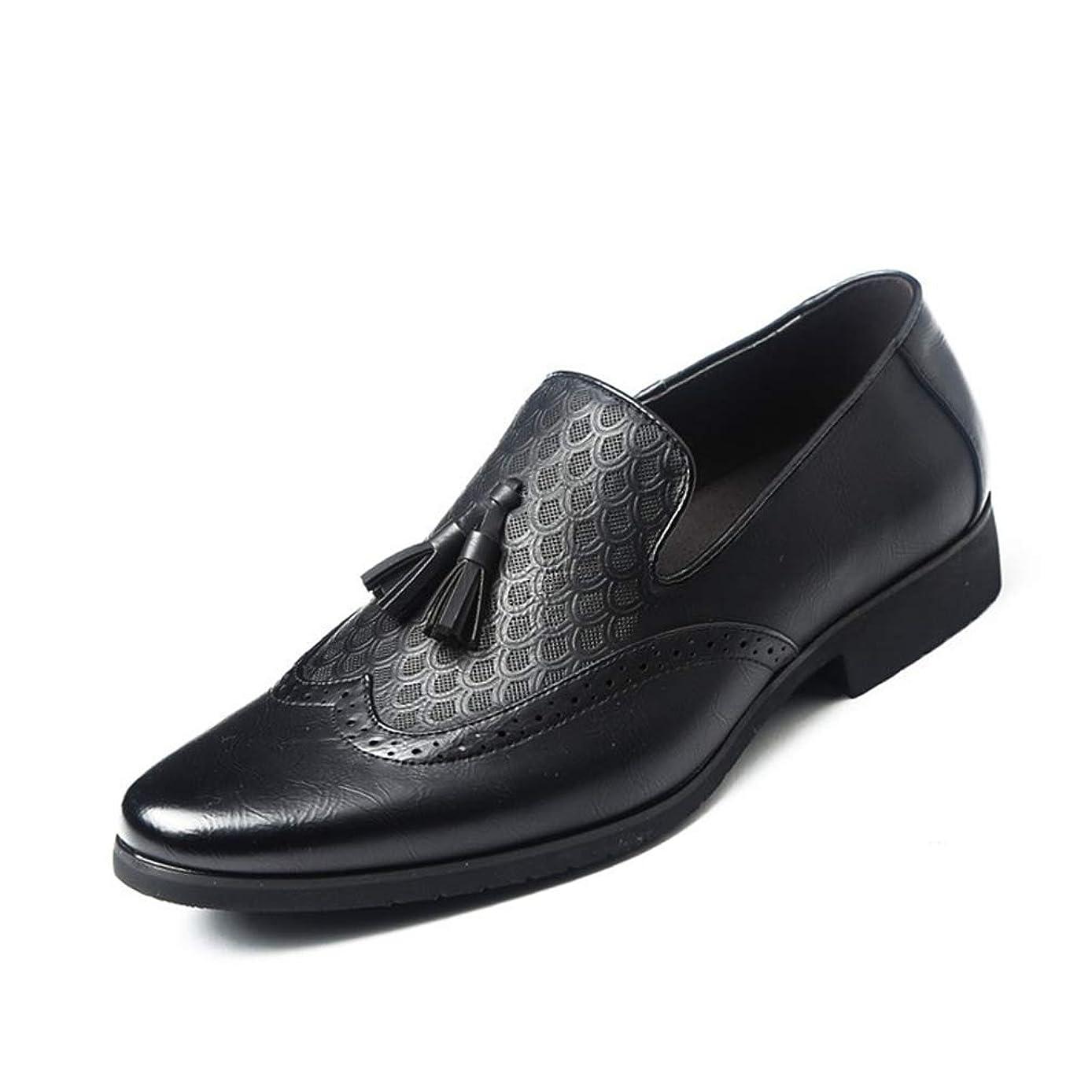 不幸致命的繊維メンズ ドライビングシューズ 滑り止め 軽量 防水 タッセル カジュアル ビジネスシューズ スリッポン ウォーキング シューズ冠婚葬祭 耐摩耗 安全靴 作業靴 紳士靴 ローファー