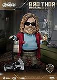 Beast Kingdom Toys Actionfigur Thor Marvel Avengers Endgame Thor Casual Suit Version, Unisex Kinder
