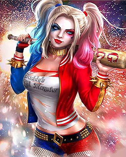 51V5aagcAmL Harley Quinn Paintings