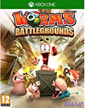 XBOX ONE WORMS BATTLEGROUNDS