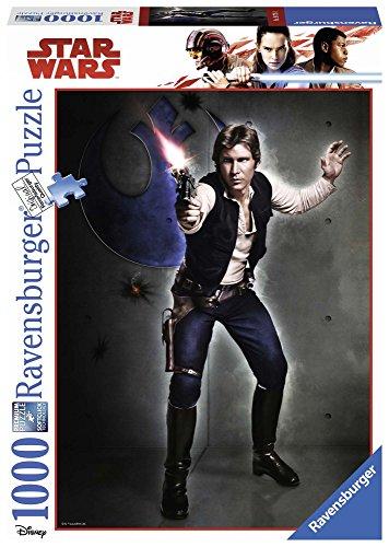 Ravensburger- Puzzles 1000 Piezas, Star Wars (19778)