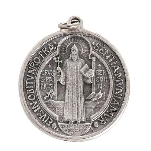 El Sendero, Sano y Natural Medalla San Benito, (Corta y Protege de brujería)