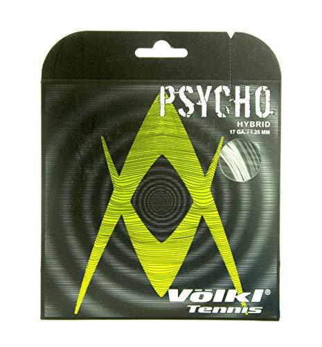 Volkl Psycho Hybrid-Tennissaite, 12 m, Stärke 1,25 mm