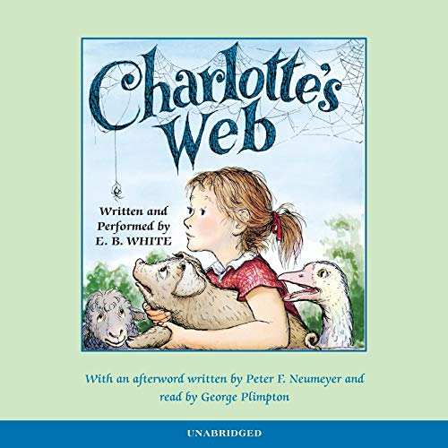 Charlotte's Web Audiobook By E. B. White cover art