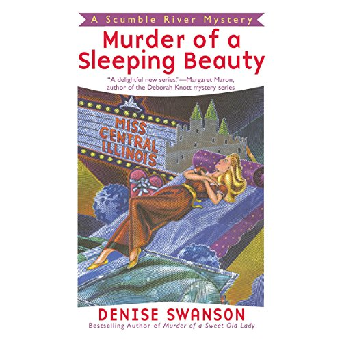 Murder of a Sleeping Beauty audiobook cover art