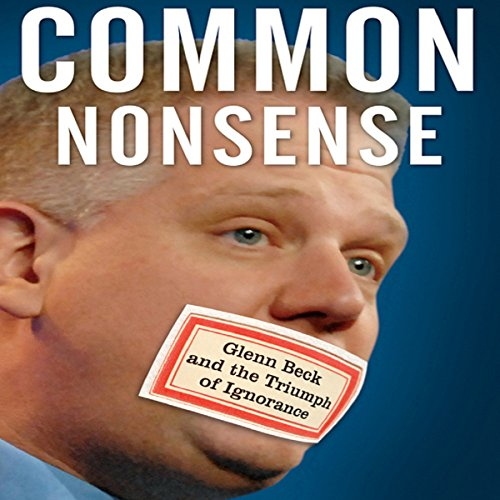 Common Nonsense audiobook cover art