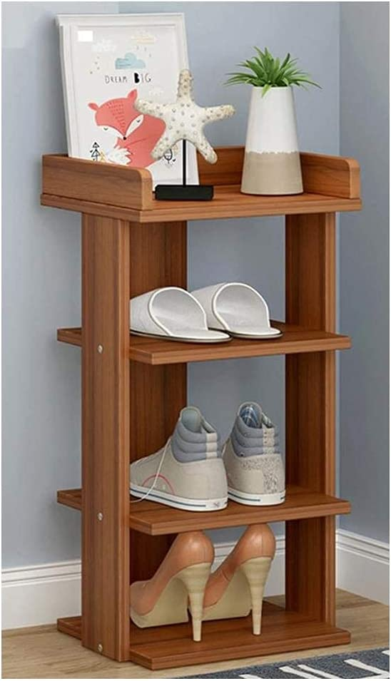 DUWEN 4-Layer Space Saving Assembly Stand Shoe Sales of SALE items from new works Rack Type Max 87% OFF O