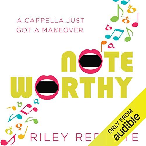 Noteworthy audiobook cover art