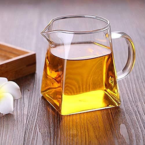New Nuokix Teapots, Tea Sets Glass s Kettle Herbal Tea Set with High Temperature Resistant Glass Foa...