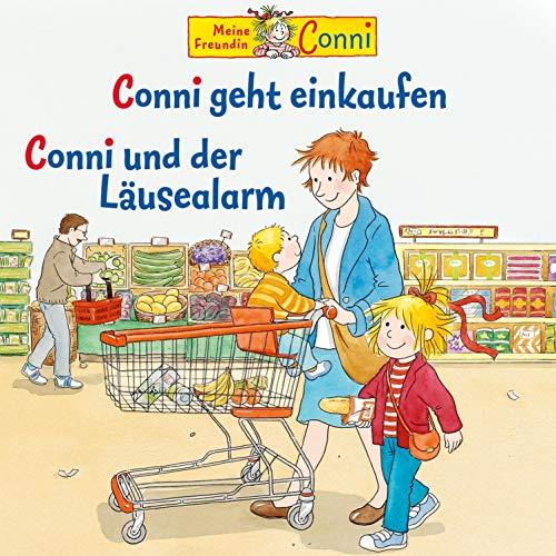 Conni geht einkaufen / Conni und der Läusealarm Titelbild
