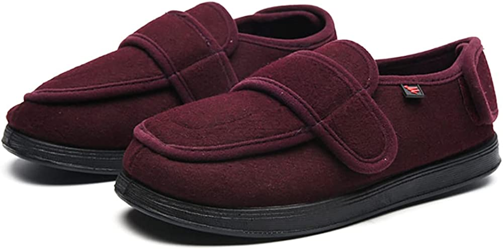 ZJING Diabetic Slippers for Al sold out. Women Women's Wide with Width Shoes OFFicial site