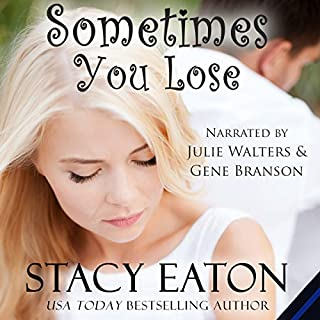 Sometimes You Lose  audiobook cover art